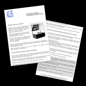 Brochure ALIS à télécharger