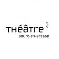 Logo du Théâtre de Bourg-en-Bresse dans l'Ain